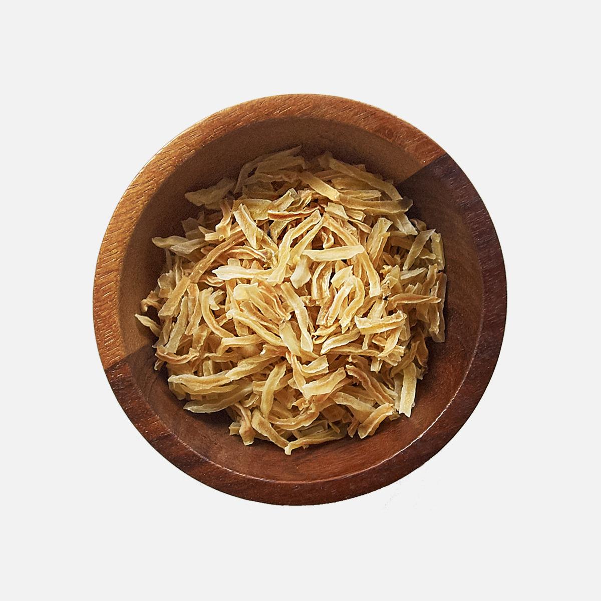 Картофель сушеный соломка